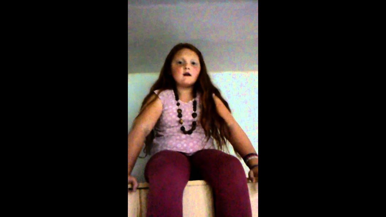 Girl Sings Down to Earth