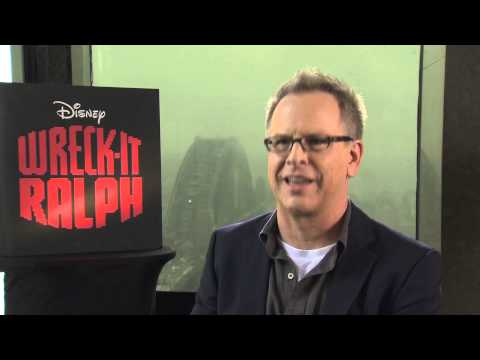Interview With Director Of Wreck-It Ralph Rich Moore
