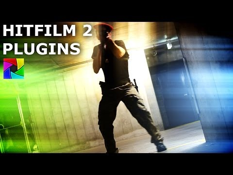 HitFilm 2 Plugins Pack - VFX Vlog #15