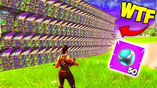 GIANT PORT-A-FORT WALL! - Fortnite Funny Fails and WTF Moments! #226 (Daily Moments)