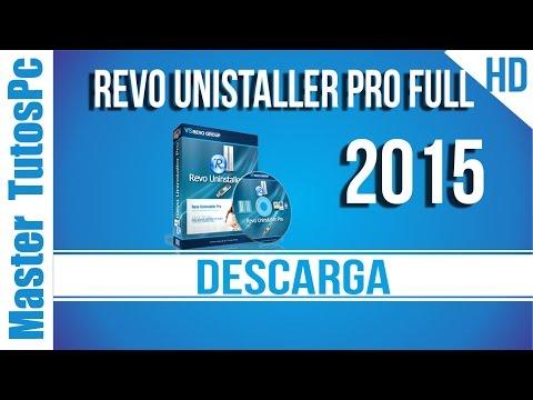Descargar Revo Uninstaller Pro Full Español 2015 (Ultima Version)