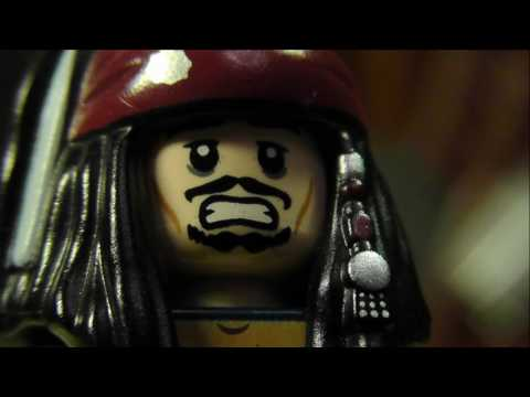 LEGO Pirates Of The Caribbean: The Curse Of The Black Pearl - Jack & Will Sword Fight