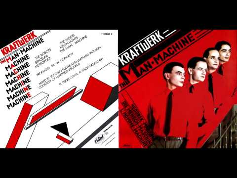 Kraftwerk - Spacelab HQ