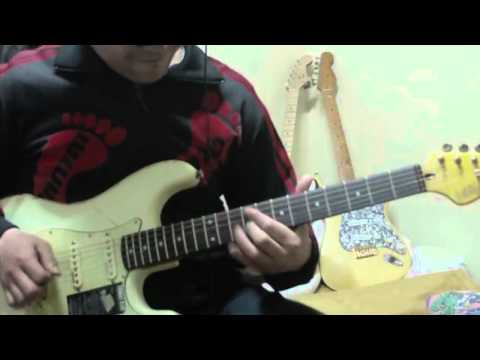 Little Wing Jam (with Vintage Thomas Blug Signature Guitar) -팬더매니아 -