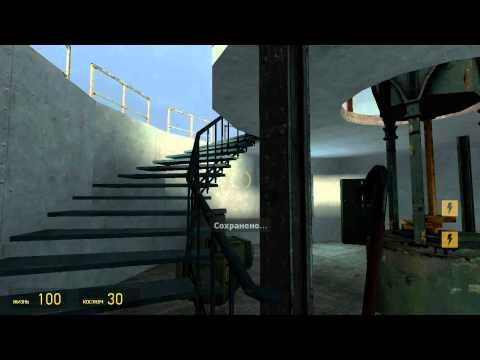 Half Life 2 #21 - Вертушки и прыжки