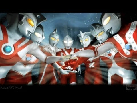 All Ultraman Story Mode - Ultraman Fighting Evolution 0 ( Full ) New 2014 video