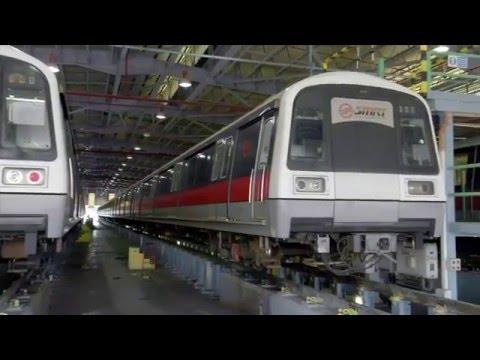 Toshiba Railway Systems - SMRT Project