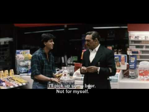 DDLJ: Gas Station Scene (English subtitles)