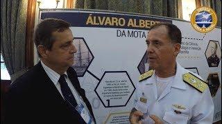 Comandante da Marinha fala ao DAN sobre novos meios e nega compras de oportunidade