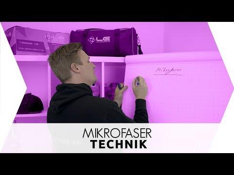 Area52TV - Mikrofaser | Eigenschaften, Unterschiede und Anwendungsbereiche | Technik