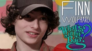 download musica Finn Wolfhard - Whats in My Bag?