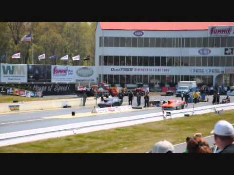 NMRA/NMCA Pro Mod 1st Round Eliminations @ Atlanta Dragway 2014