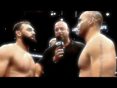 Tim Kennedy Robbie Lawler Won the Fight but Johny Hendricks Deserves Belt