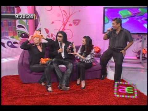 Ex Kiss Gene Simons baila en Perú
