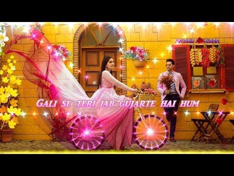 💛Gali Se Teri 💚Jab Gujarte Hai Hum ❤❤ Beautiful Lyrics WhatsApp Status 💛