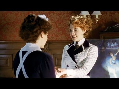 Titanic - Deleted Scene - The First [hd] video