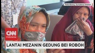 Anak Jadi Korban Mezanin BEI, Keluarga Mahasiswa Minta Anaknya Dirawat Di Palembang