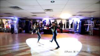 2015 DC Bachata Masters: La, La by Daniel & Desiree