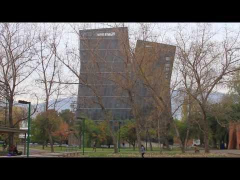Arquitectura - Torres Siamesas