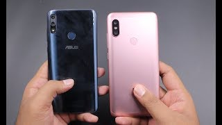 Asus Zenfone Max Pro M2 vs Xiaomi Redmi Note 6 Pro Camera, Gaming, Battery Comparison | Hindi