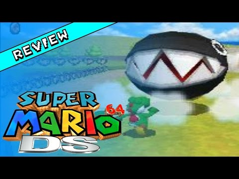 Super Mario 64 DS Review (Wii U & DS)