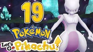 MEWTU! Pokémon Let's Go Pikachu & Evoli! #19