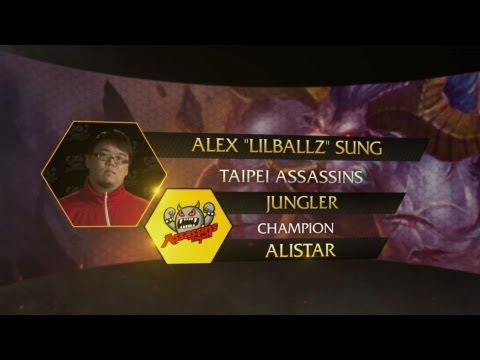 League of Legends Pro Player Pick: Lilballz Picks Alistar