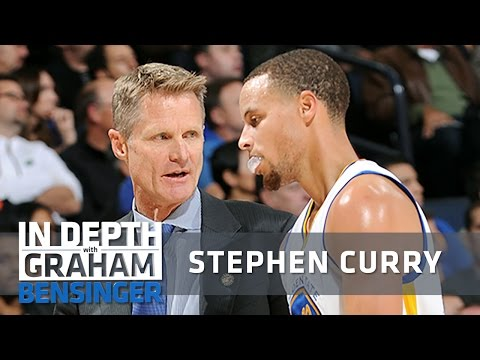 Steve Kerr compares Steph Curry and Steve Nash