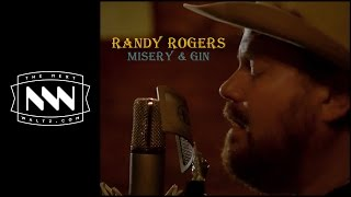 Randy Rogers Misery And Gin