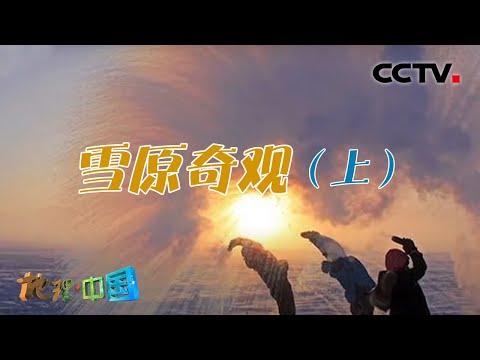 中國-地理·中國-20201109 奇趣大自然·雪原奇觀上