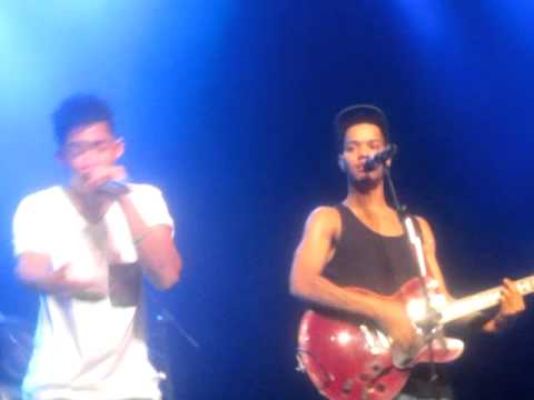 Rizzle Kicks - Trouble/Miss Cigarette - Olympia Theatre Dublin 6/11/12