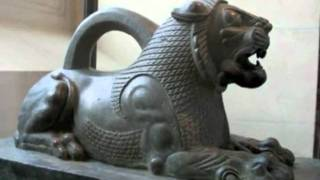 گزارش ویژه سایت انجمن جهانی زرتشتیان در باره موزه لوور و گنجینه ایرانی آن