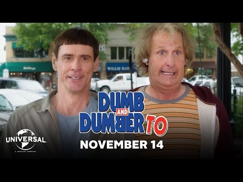 Dumb And Dumber To - In Theaters November 14 (TV Spot 13) (HD)