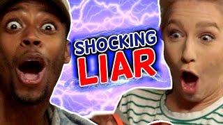 TWITTER SHOCK CHALLENGE 2 (Squad Vlogs)