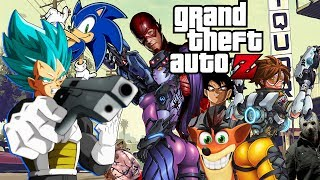 Download GTA Z - Ass For Days 3Gp Mp4