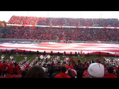 Amazing Grace + Fight Song NC State Marching Band