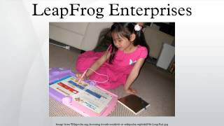 Popular Videos - LeapFrog Enterprises & Animated series
