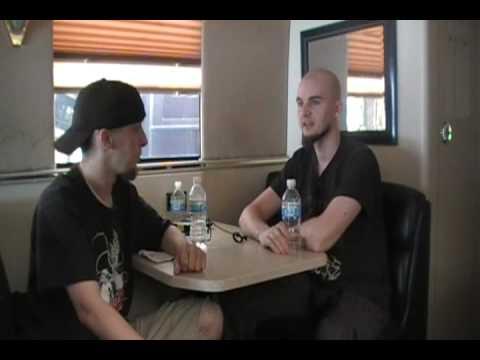 Necrophagist Interview