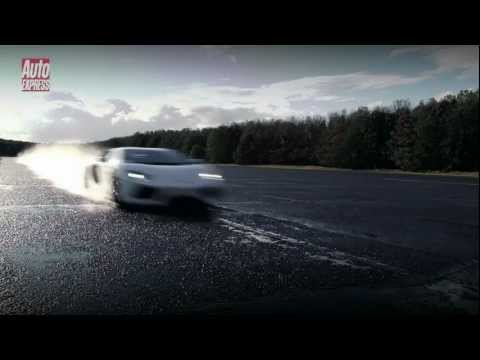 Lamborghini Aventador Review (top speed) - Auto Express