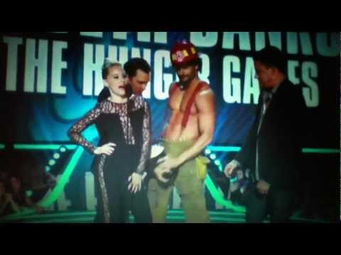 Magic Mike Cast on Awards