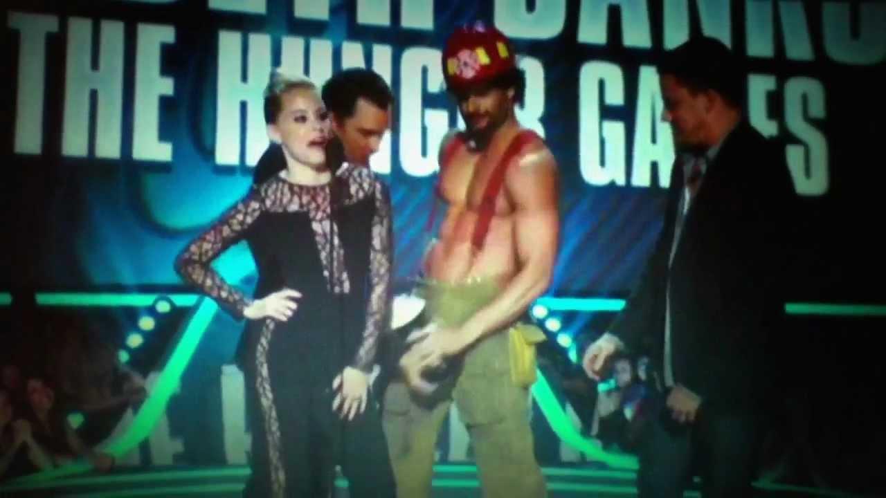 Magic Mike Cast on Awards - YouTube Channing Tatum