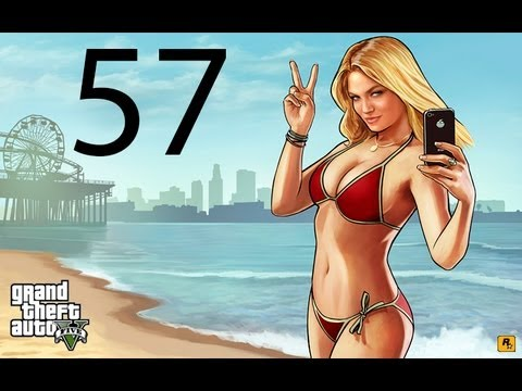 Grand Theft Auto V GTA 5 Walkthrough Part 57 Let's Play No Commentary 1080p Gameplay
