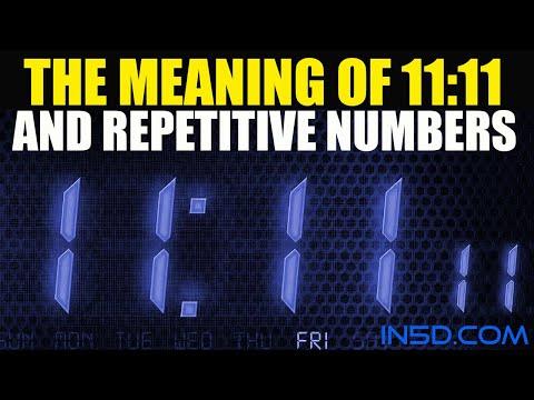 Header of 11:11