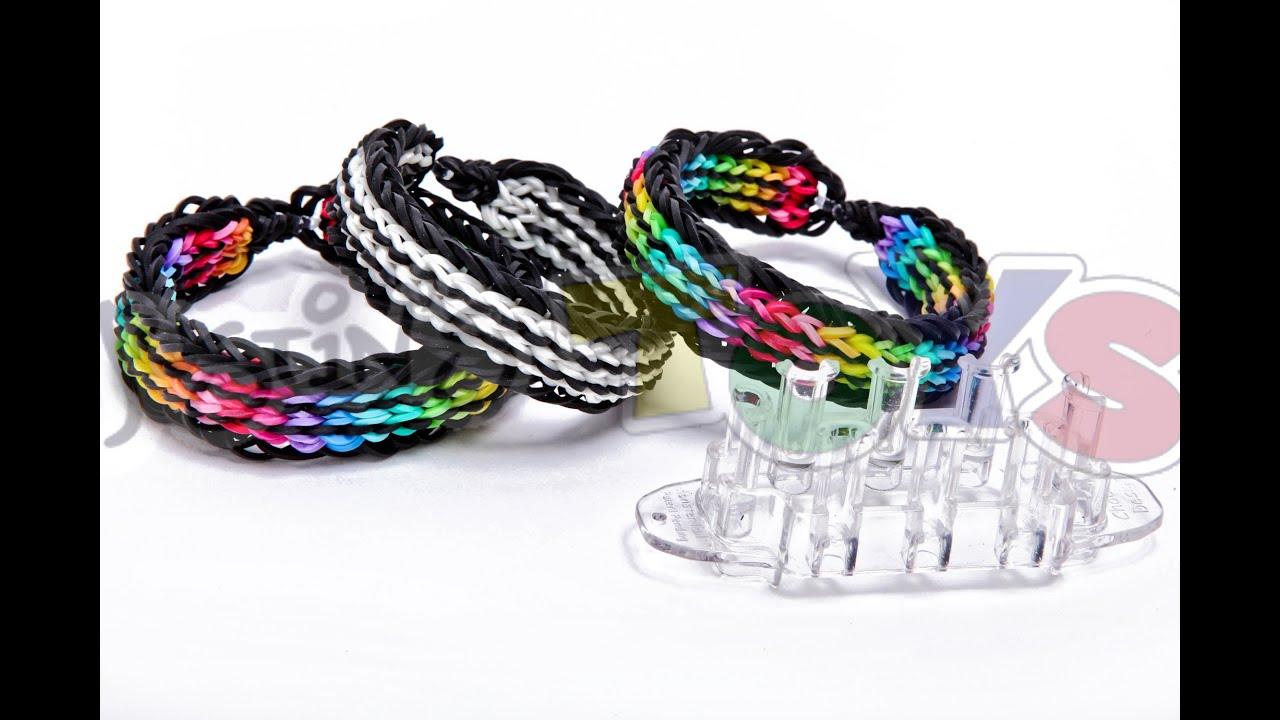 how to make twin id bracelets