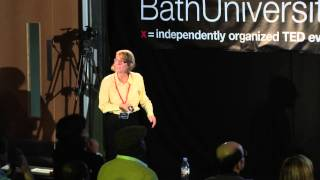 A brighter future for sustainable solar energy: Alison Walker at TEDxBathUniversity