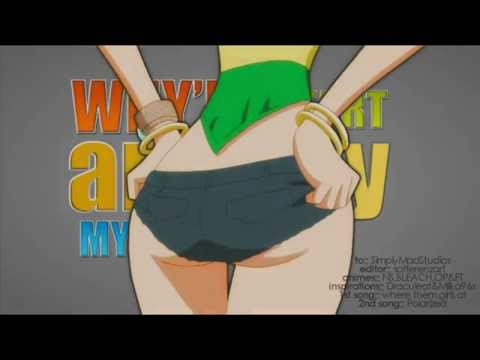 「SmS」 Where them Girls at AMV [naruto, bleach, one piece, fairy tail]
