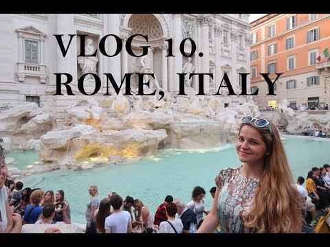 CCVlog 10. МОЕ ЛЮБИМОЕ ВИДЕО. РИМ
