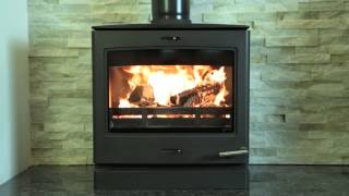 YEOMAN CL8 (8kW) wood burning & multi fuel stove
