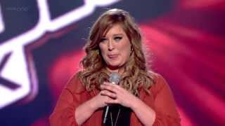Leanne Mitchell FULL Blind Audition- If I Were A Boy