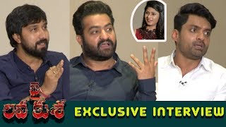 Jai Lava Kusa Team Interview - Jr NTR , Raashi Khanna, Nivetha Thomas